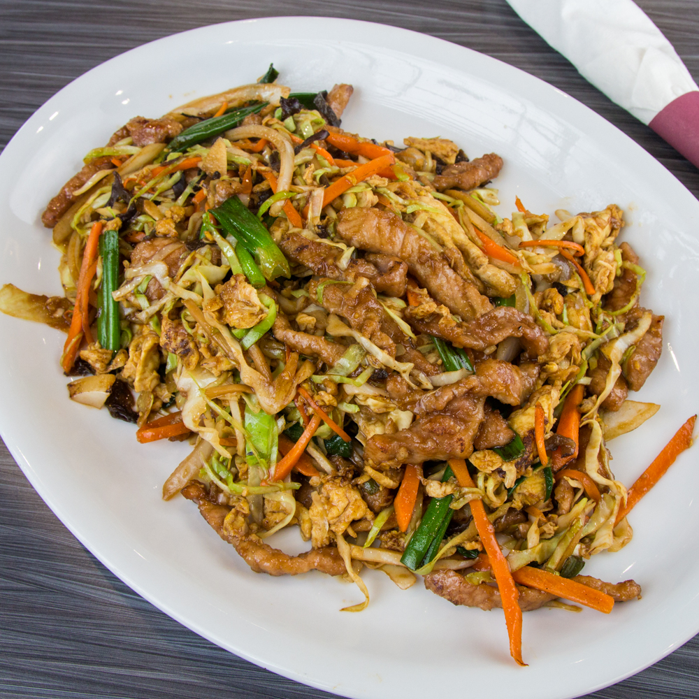 Moo Shu Pork - FuBelly