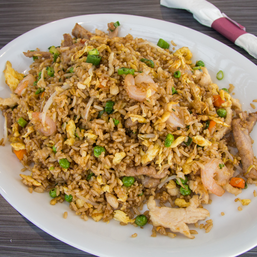 Special Fried Rice - FuBelly