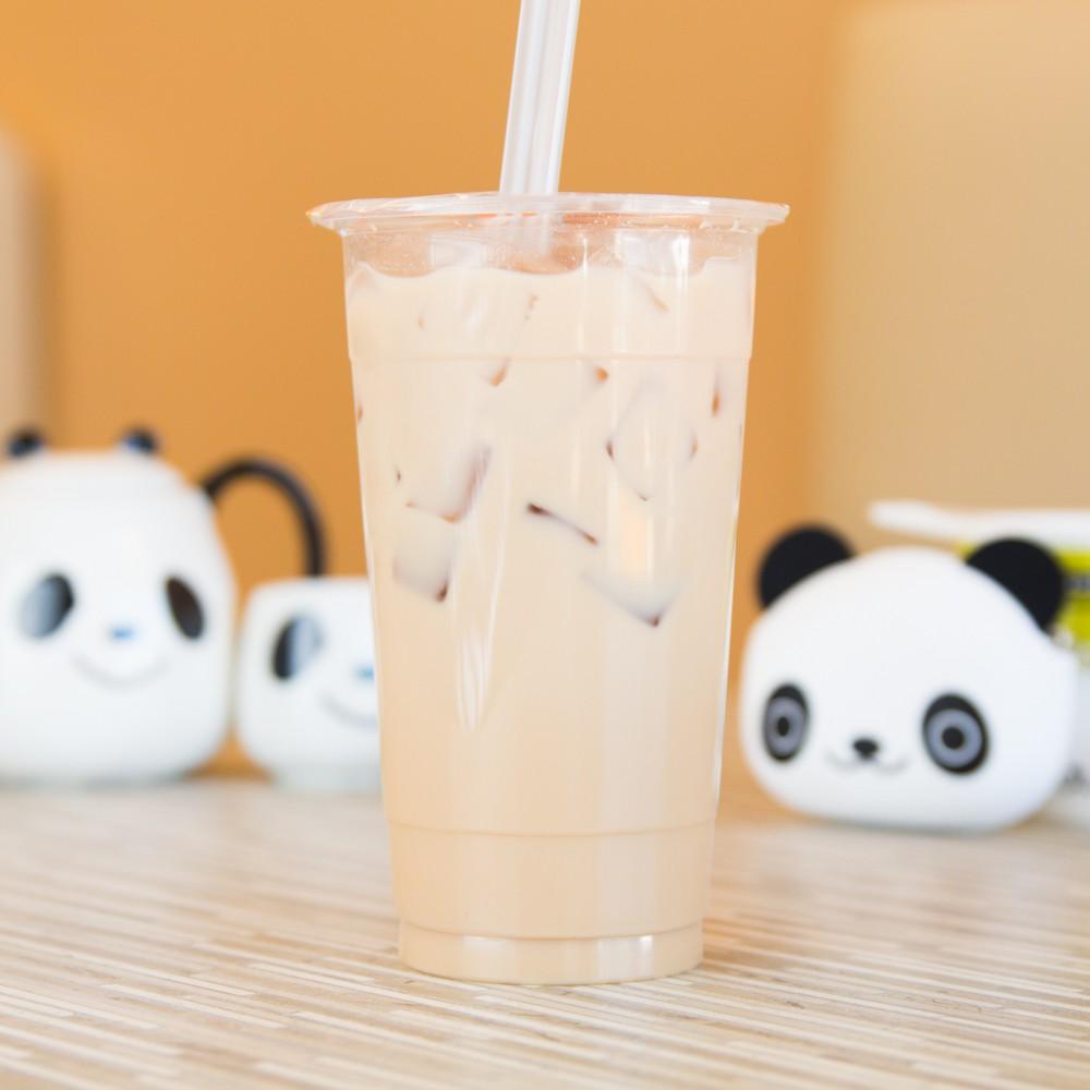 Caramel Milk Tea Fubelly Houston Chinese Vietnamese Food